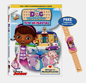 Disney-Doc-McStuffins-Toy-Hospital-Welcome-to-McStuffinsville-DVD-and-Bracelet