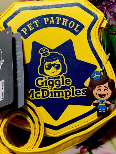 DISNEY TOY STORY GIGGLE MCDIMPLES PET PATROL CROSSBODY BAG BRAND NEW