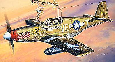 Tamiya 1/48 P-51B Mustang # 61042