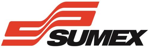 Sumex 3m Autoadhesiva Puerta de la protección del rasguño guardias-Negro De Carbono Look