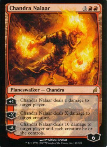 Chandra NalaarEXLorwynMagic MTG