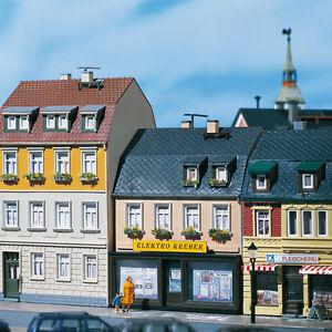 Auhagen-12272-echelle-H0-Batiment-d-039-habitation-N-5-7-neuf-emballage-d-039-origine