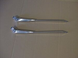 Classic-mini-stainless-steel-wiper-arms-New