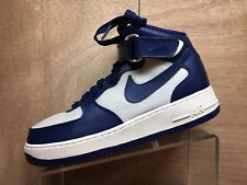 100% authentic d8dd8 1e0d4 item 1 Nike Air Force 1 Mid 07 Binary Blue 315123 412 Basketball Shoes Size  9.5 RARE -Nike Air Force 1 Mid 07 Binary Blue 315123 412 Basketball Shoes  Size ...