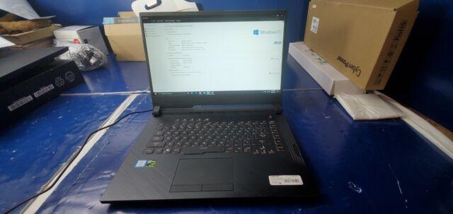 ASUS ROG Strix Scar III 15.6 in (500GB SSD, Intel Core i7 9th Gen