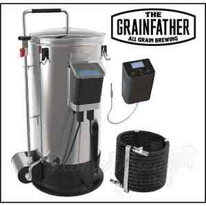 The-Grainfather-Home-Brew-All-Grain-Beer-Brewing-System-Connect-Control-Box-NEW