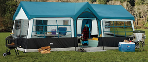 Chargement De Limage EXTRA LARGE Family CAMPING TENT 12 Person 3