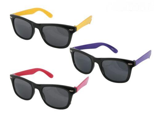 Sonnenbrille Damensonnenbrille Herrensonnenbrille pink gelb lila modern NEU 4