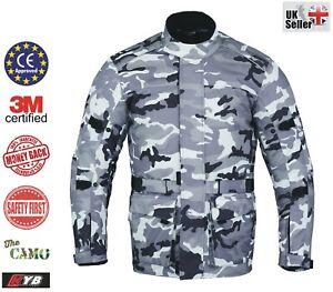 Long-Waterproof-Motorcycle-Jacket-Armour-Thermal-Lining-Winter-Motorbike-Jackets