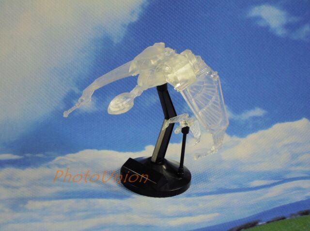 S377 Star Trek Romando Klingon Bird Of Prey Cloaked Spaceship Display Model