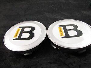 B-BREMMER-UNKNOWN-CUSTOM-WHEEL-CENTER-CAP-BR-K68T-FOR-2-CAP
