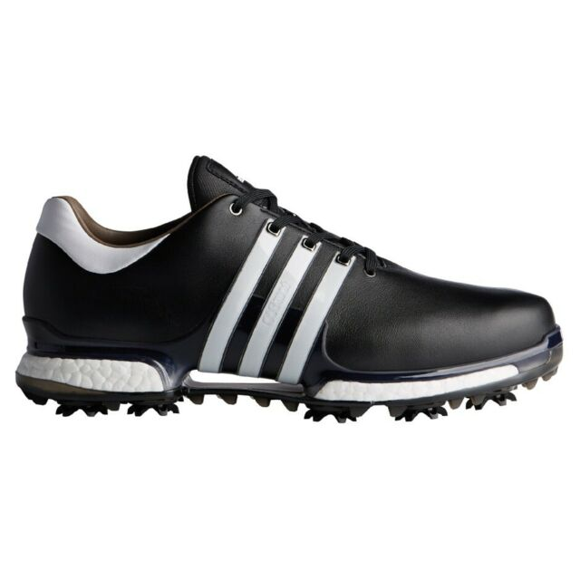 Jardines Interrupción Cita  adidas Mens 13 Medium Tour360 Boost 2.0 Golf Shoes Q44985 White Black for  sale online | eBay