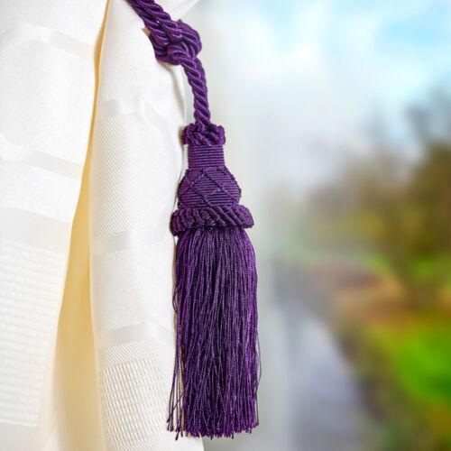 Emma Barclay Lifestyle Natalie Ribbed Tasseled Curtain Tie Back