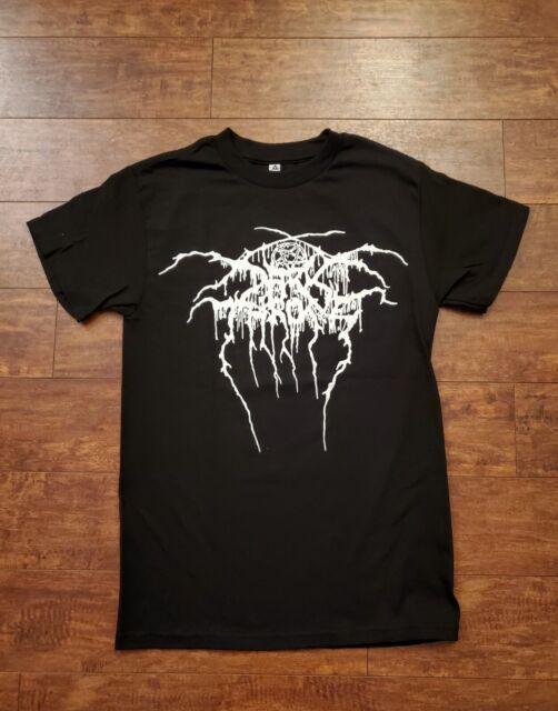 Authentic WATAIN Darkness and Death Slim-Fit T-Shirt Black S M L XL 2XL NEW
