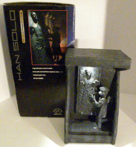 Metacole Star Wars Han Solo carbonite clear coat ver limited-not sold in store