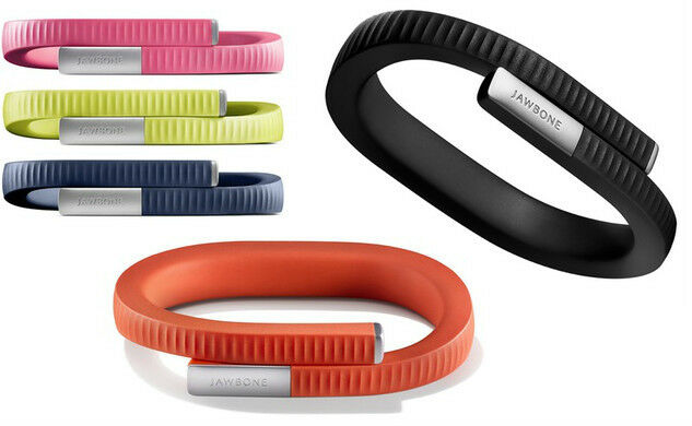 Jawbone UP24 Wireless Activity Fitness & Sleep Tracker