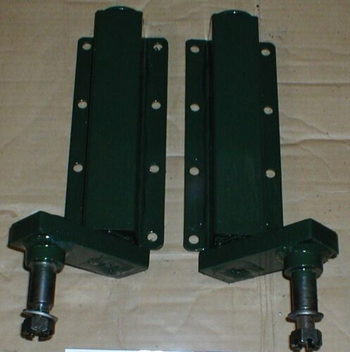 600kg Trailer Suspension Units Re - Claim Rear Mini Hubs /& Wheels