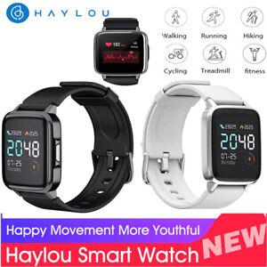 Globale Version Haylou LS01 Sportarmband Smartwatch Herzfrequenz Fitness Tracker