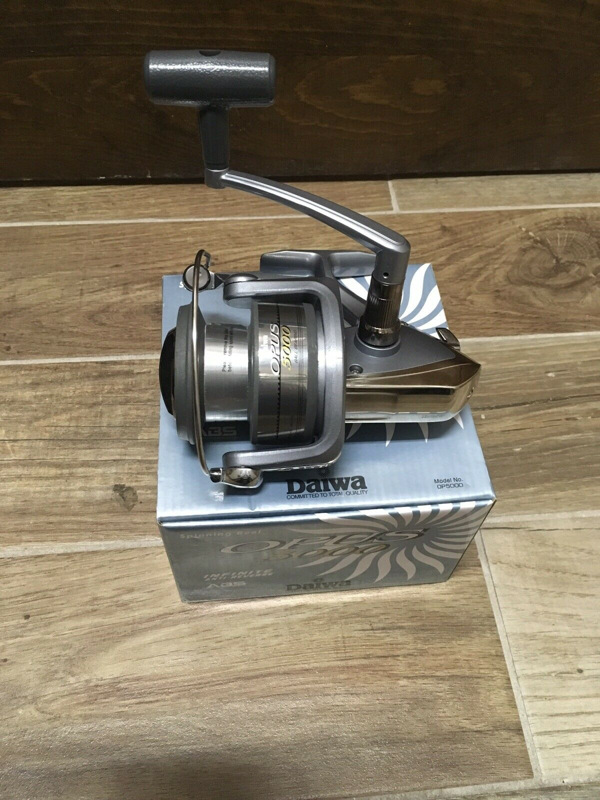 Daiwa Opus  Plus 5000 Spinning Reel  save 60% discount and fast shipping worldwide