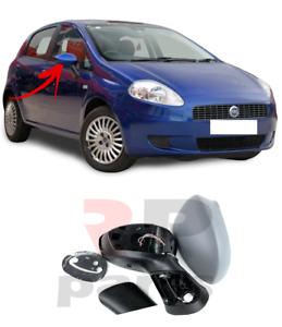 Para-Fiat-Grande-Punto-05-12-punto-12-18-Ala-Espejo-Electrico-CLIMATIZADA-DERECHO-LHD