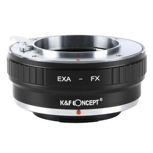Adapter-for-Exakta-EXA-Lens-to-Fujifilm-Fuji-FX-X-mount-Camera-X-Pro1-X-E2-K-amp-F