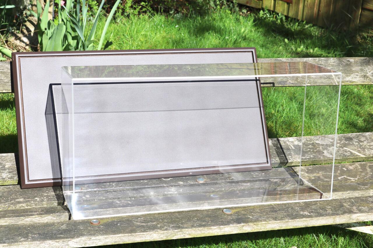Sammler Vitrine Kompatibel für Britains Spielzeugsoldaten Set Gebaut Gebaut Gebaut Loco 4 566846