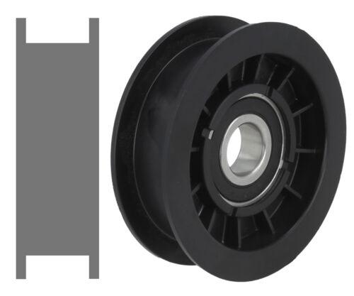 Heavy-Duty Flat Idler Pulley Fits Murray 91179MA