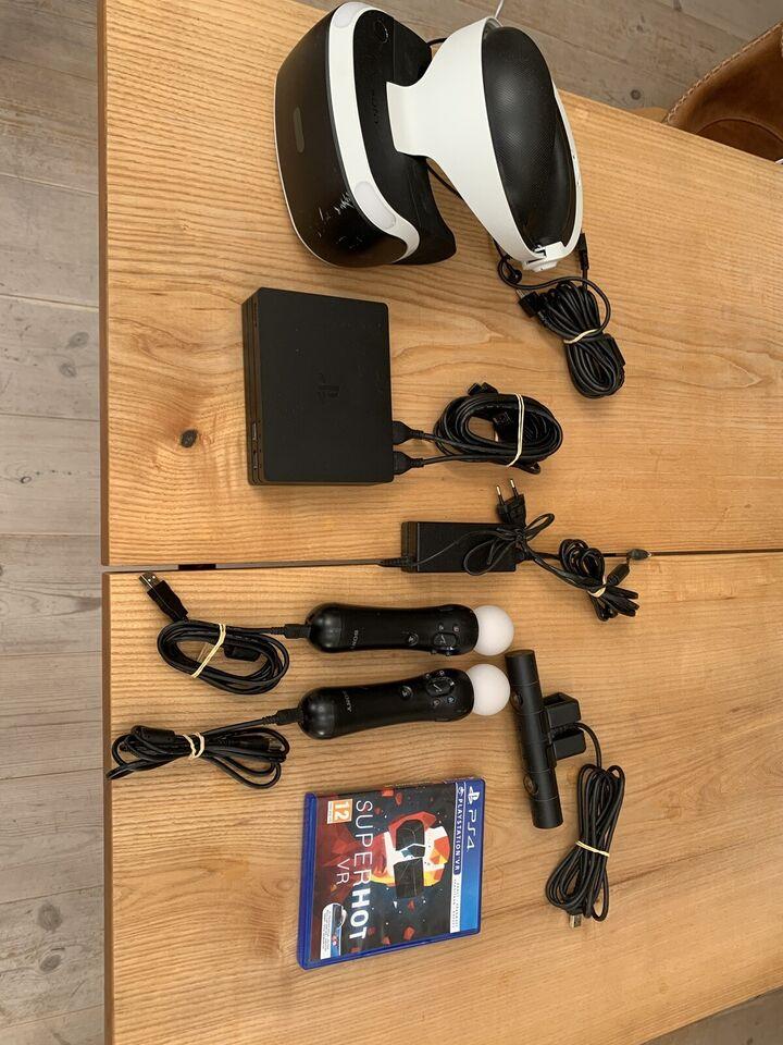 Andet, VR sæt til PS, God