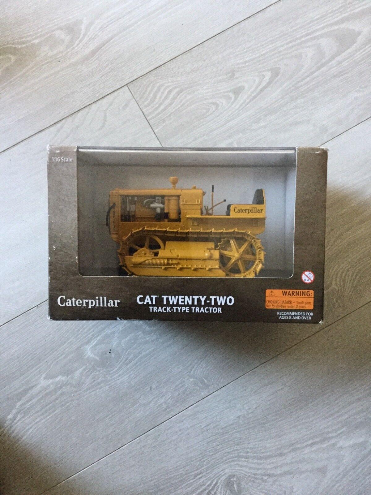 Cat Twenty Two 1.16 Scale Model.