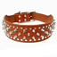5cm-Wide-Spikes-Studded-Leather-Dog-Collars-for-Medium-Large-Breed-Bulldog-Boxer thumbnail 5