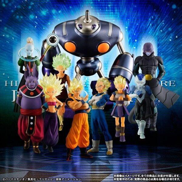 Dragon Ball súper - HG Universe 6 Rivals - Limited Edition