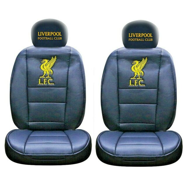Liverpool Fc Car Seat Covers Champions, Football Car Seat Covers