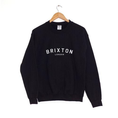 Brixton London SWEATSHIRT District Street Clothing
