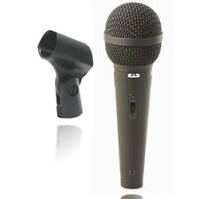 NEW CAD Cardioid Dynamic Vocal / Instrument Professional Microphone + Mic Clip