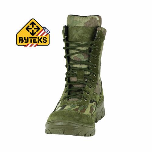 "Authentic Soviet SpetsNaz Assault Tactical Boots /""Lynx 2831/"" by BYTEKS"