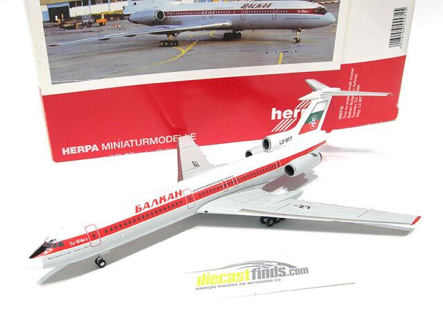 Herpa Wings 1:500 514385 Armenian airlinestupolev tu-154
