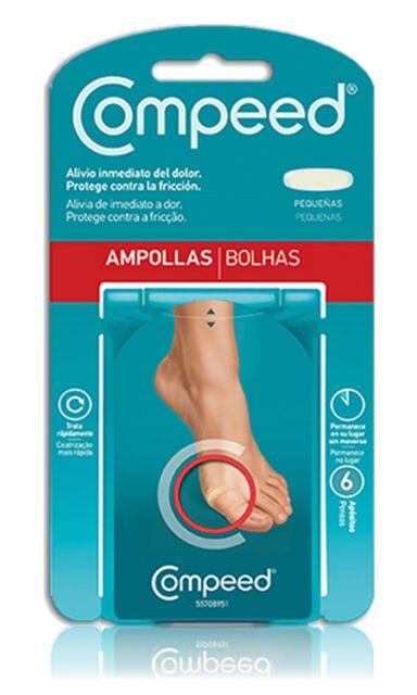 COMPEED AMPOLLAS PEQUEÑAS 6 UND 269761 SOLO PAGAS 1 PORTE COMBINALOS