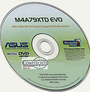 Download Drivers: Asus M4A79XTD EVO Marvell 61xx ESATA Controller