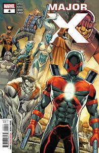 Major-X-4-Liefeld-Marvel-Comic-2019-1st-Print-unread-NM