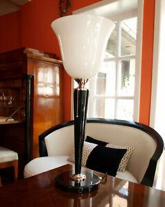 Lampen & Leuchten Leuchte Art Deco Gute WäRmeerhaltung Unparteiisch Mazda Lampe