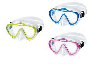 Kinderbadespaß Tauchen Mares Sharky Kindermaske Verschiedene Farben SchnäPpchenverkauf Zum Jahresende