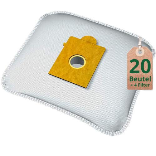 Staubsaugerbeutel passend für Bosch BSG1600 //02 arriva 1600W Vlies Filtertüten