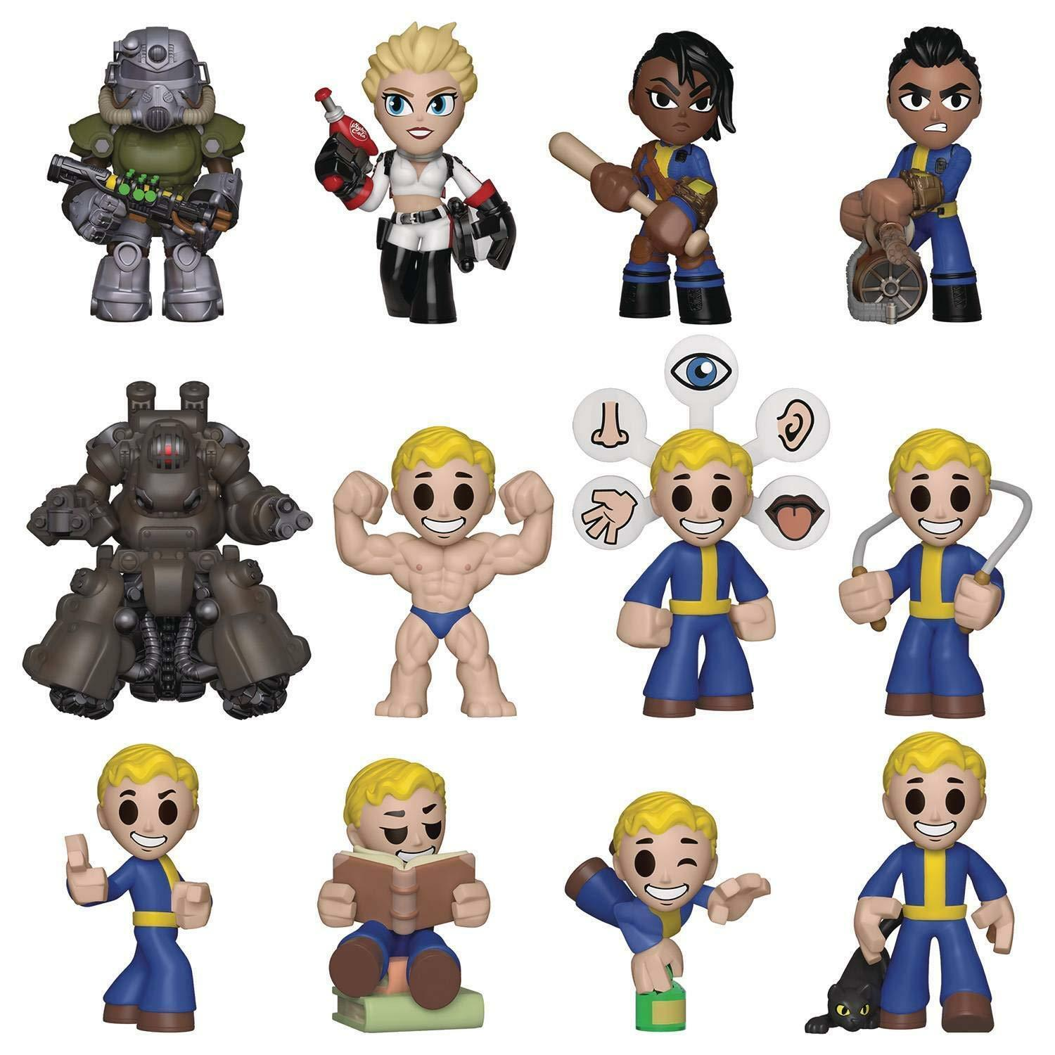 Fallout Series 2 Case of 12 Mystery Minis by Funko