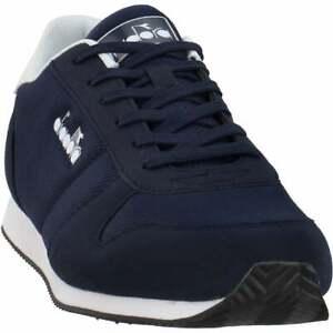 Diadora-Snap-Run-Sneakers-Casual-Navy-Mens
