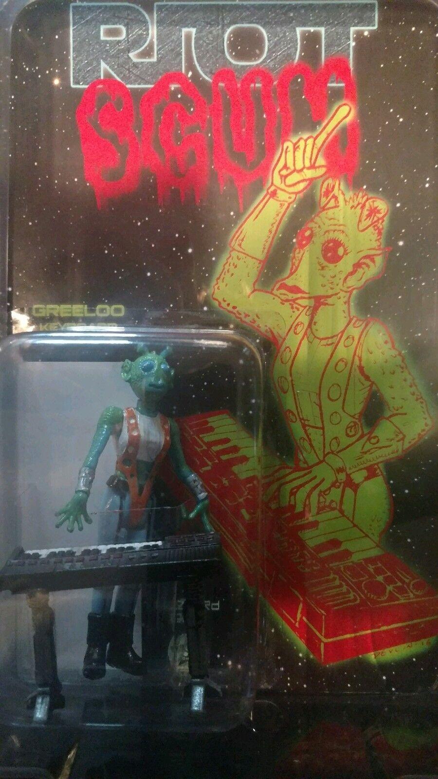 Star Wars GREELOO RIOT SCUM BUZZARD GUTS KEYBOARD DKE KILLER BOOTLEG SPECIAL ED
