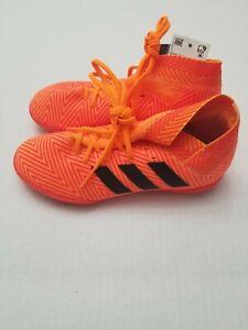 Adidas Nemeziz Tango 18.3 IN J Kids Shoes Boys Youth Soccer Sneaker Futsal 13.5