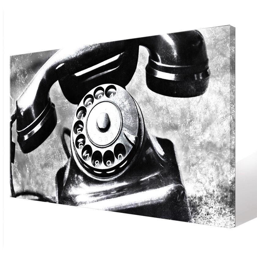 Peintures Murales sur toile téléphone vintage deco images abstrait art art abstrait MEDERN 1779 A 25d59c