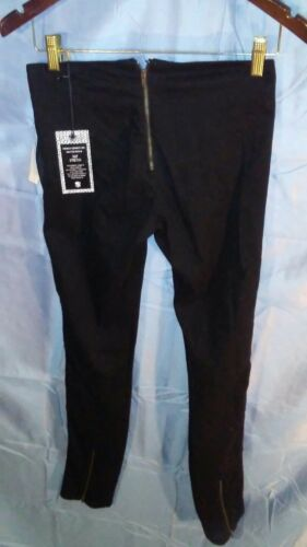 a Sz Nwt Connection stretch French Jeans 360 4 gradi maglia a neri znCXOxWXq