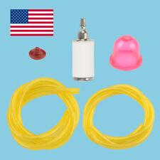 Primer Fuel Line Bulb Cap Filter Kit for 530058709 Weed Eater