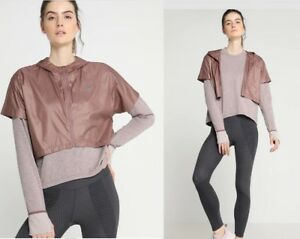 Details about WOMENS NIKE RUN DIVISION THERMA SPHERE ELEMENT 2in1 JACKETTOP SIZE M AQ9821 259